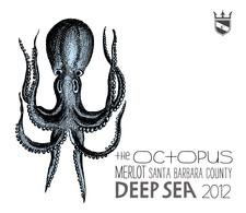 2012 Deep Sea Merlot, The Octopus
